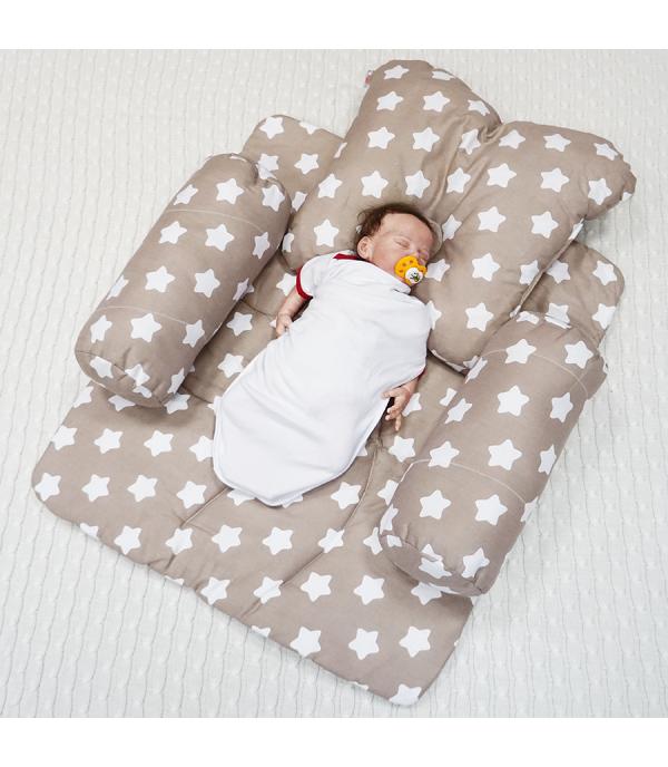 Подушка для новорожденного Farla Прянички
