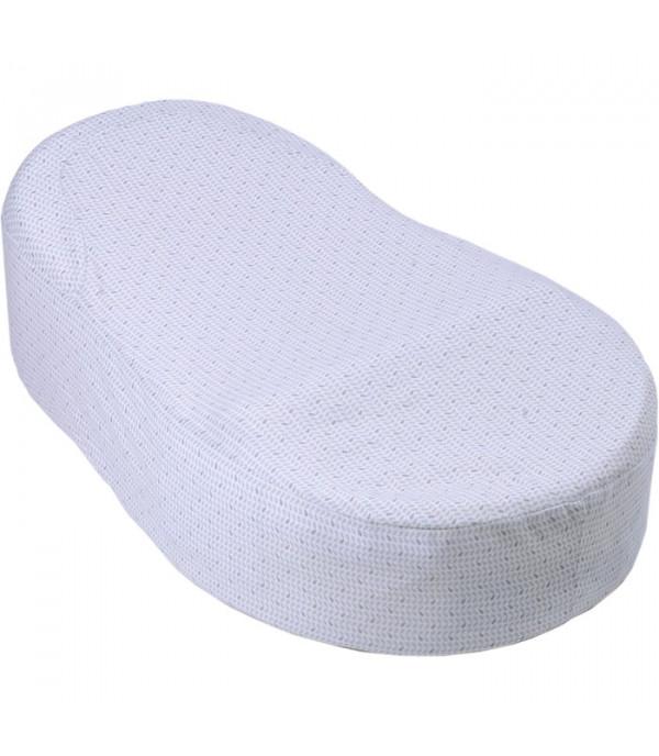 Простынка для кроватки COCOONaBABY S3 Red Castle jersey Leaf