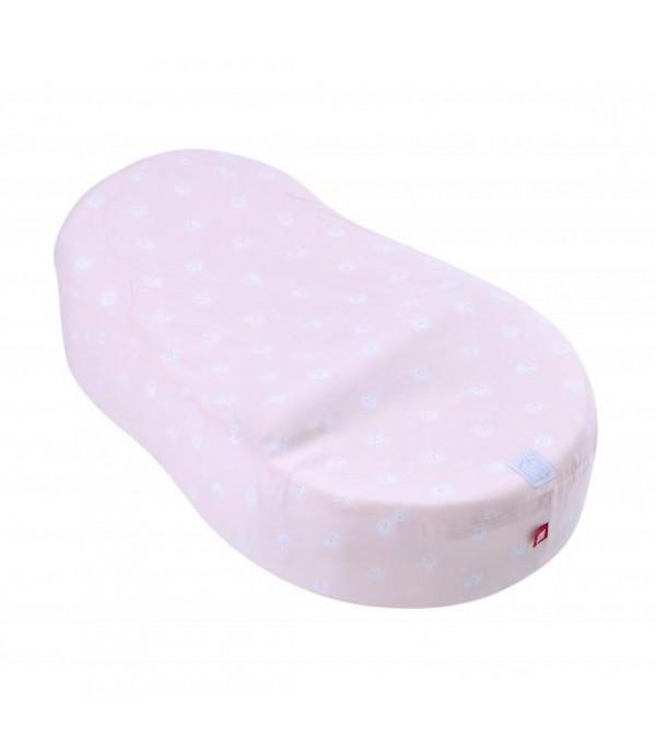 Простынка для кроватки COCOONaBABY S3 Red Castle jersey Miss Sunday