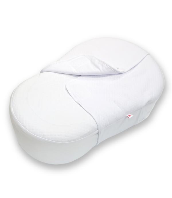 Одеяло для кокона-люльки Farla Baby Shell (белое)